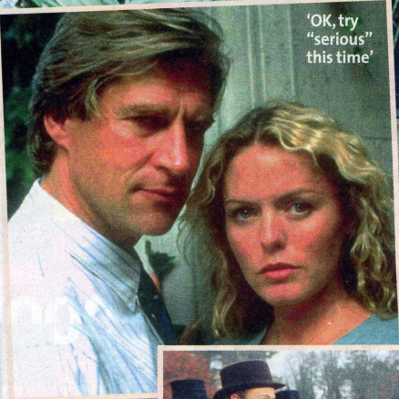 Simon MacCorkindale as Richard Keaton in At The Midnight Hour