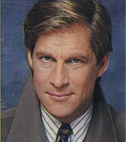 Simon MacCorkindale as Peter Sinclair in Counterstrike