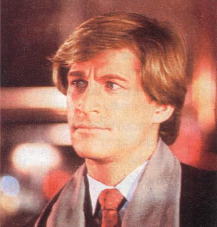 Simon MacCorkindale as Jonathan Chase in Manimal